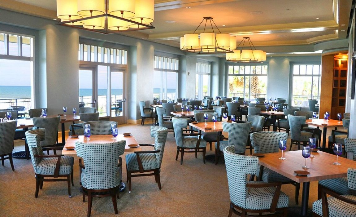 Atlantic Grille At Hammock Beach Resort A Feast For The Eyes And Taste Buds
