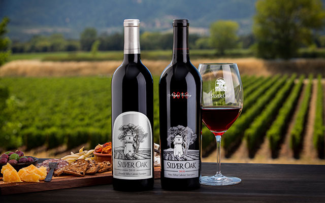 The Regional Kitchen Silver Oak Cellars Hosting Wine