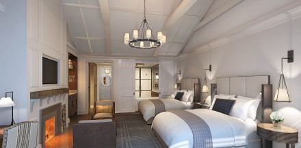 Fairway One Guest Rooms And Cottages Debut At Pebble Beach