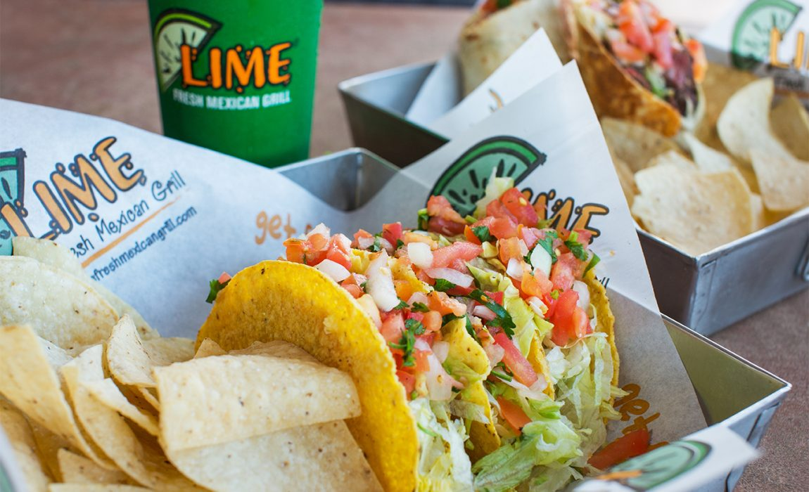 Lime fresh mexican grill orlando