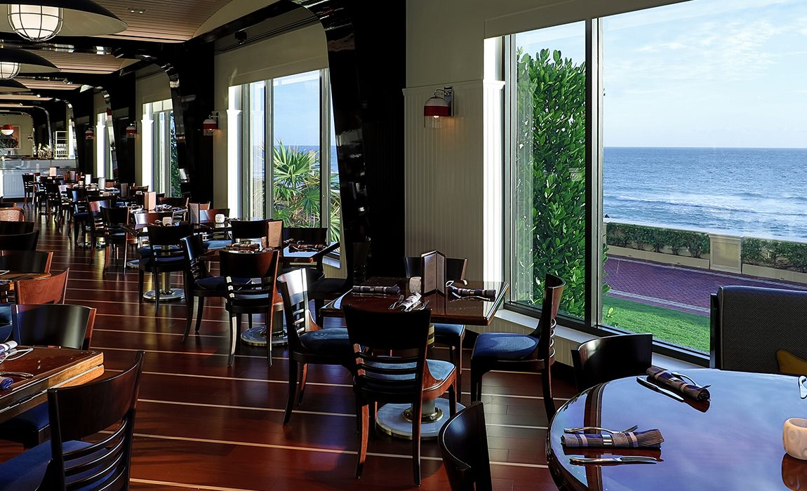 The Seafood Bar Shows Off Best Of Breakers Palm Beach