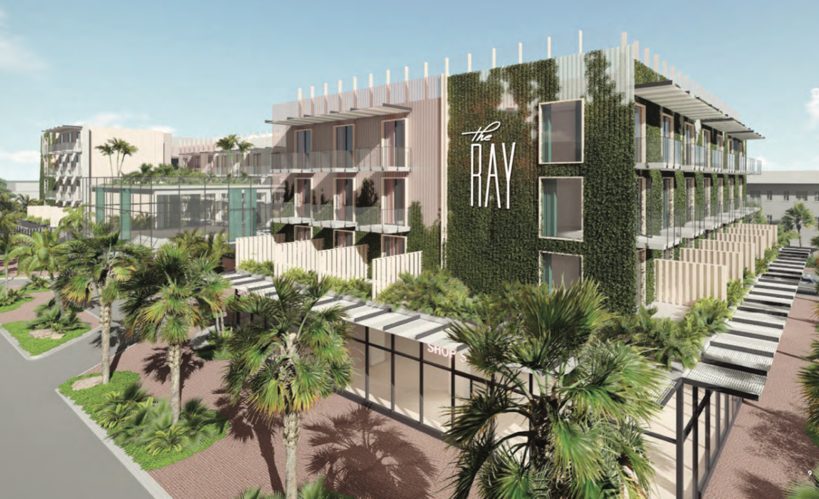 The Ray Hotel To Open In Fall 2019 Delray Beach