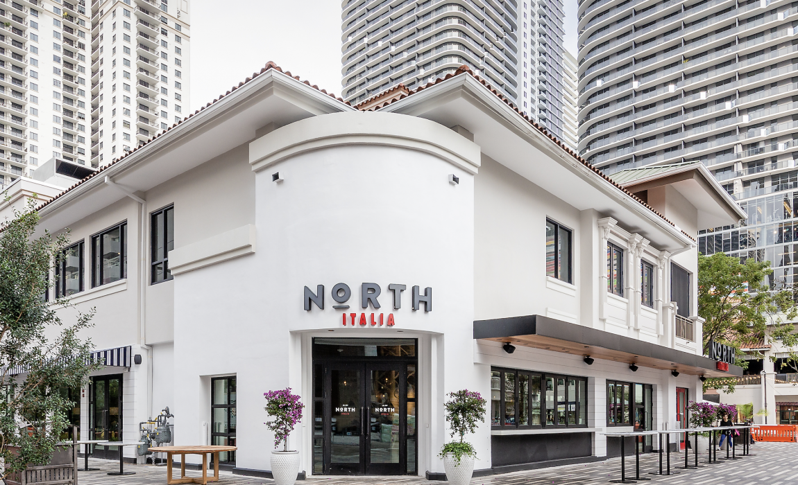 North Italia Restaurant Opens Today In Miami S Mary Brickell